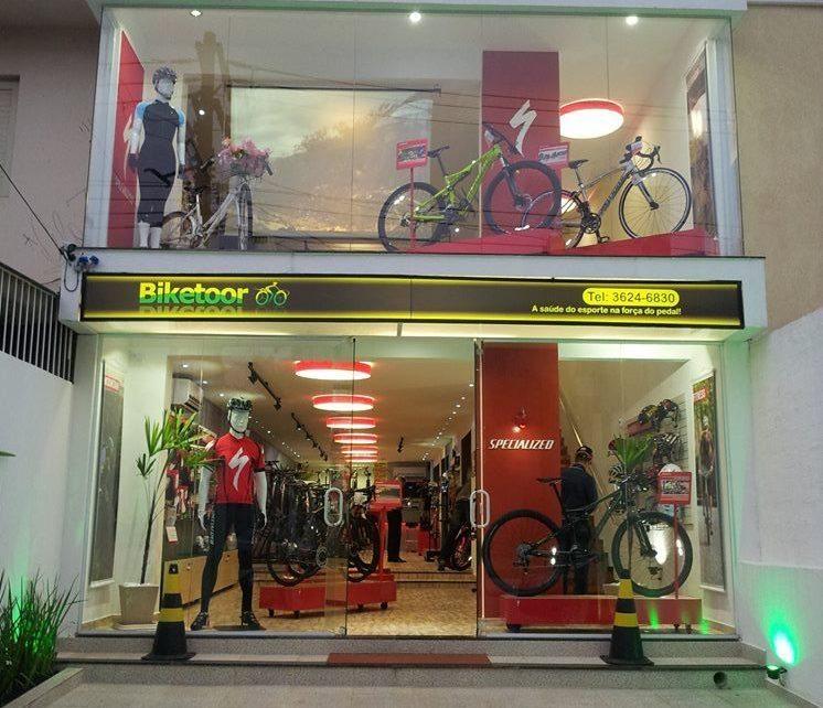 Biketoor, Av. Srg. Lourival Alves de Souza, 352